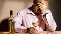 Алкоголізм: симптоми, діагностичні ознаки, клініка
