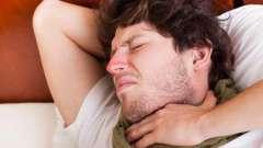 Алергічний ларингіт гортані