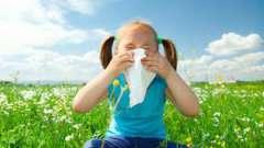 Алергічний нежить у дитини