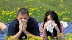 Алергія. Лікування народними засобами.