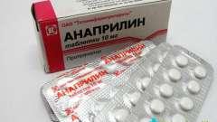 Анаприлин і алкоголь: чи варто поєднувати лікування і п`яні застілля?