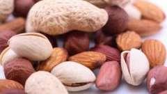 Антиоксидант селен в продуктах харчування - фісташки, морепродукти і білі гриби