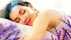 Аромамасла для сну: корисні властивості, застосування