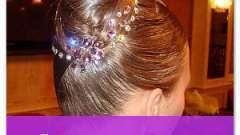 Бальні зачіски