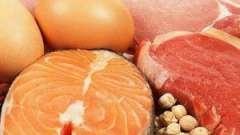 Білок в продуктах харчування, роль протеїнів в нашому організмі