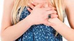 Біль в молочних залозах після овуляції