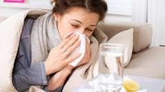 Швидке лікування та профілактика нежиті в домашніх умовах