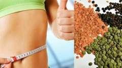 Сочевична дієта або як схуднути з користю