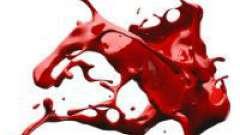 Чому кров червоного кольору