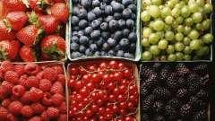 Чим корисні ягоди?