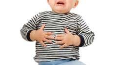 Чим допомогти, якщо у дитини після їжі болить живіт?