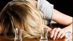 Чим зняти набряклість з обличчя після п`янки