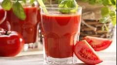 Чим сік з помідорів корисний для чоловічого організму