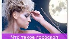 Що таке гороскоп зачісок?