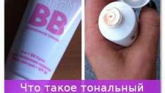 Що таке тональний крем bb