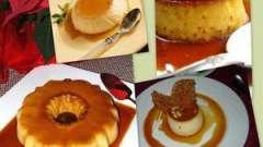 Десерт з яєць - від бразильського «гоголя-моголя» до «пташиного молока»!
