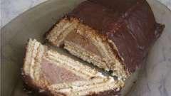 Десерт з печива - насолоджуємося смаком і легкістю!