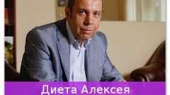 Дієта алексея ковалькова