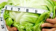 Дієта на капусті: відгуки і меню на тиждень