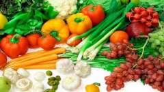 Дієта при кропивниці у дорослих і дітей (що можна їсти)