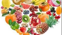 Дієта при підвищеному холестерин