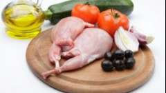 Дієтичні страви з кролика