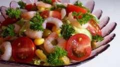 Дієтичні салати: рецепти без майонезу з фото