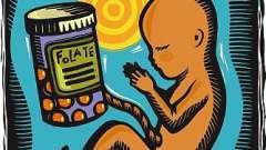 Фолієва кислота під час вагітності