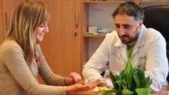 Гірудотерапія в гінекології і урології