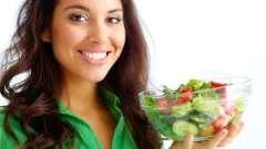 Ідеальні салати для годуючої мами
