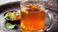 Ідеальний напій - чай з ароматною обліпихою