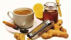 Імбир з лимоном і медом - організм здоровий і умиротворений!