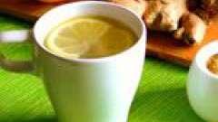 Імбирний чай - це прекрасний засіб для схуднення