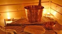 Використовувати в лазні можна і мед, і біль в спині відразу пройде!