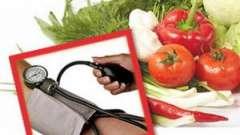 Вивчаємо продукти, що знижують тиск при артеріальній гіпертензії