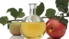 Яблучний оцет - корисний продукт! Він вилікує ваш навіть складний недуга