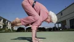 Йога для тих, кому за 50