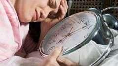Як позбутися від безсоння - усуваємо наслідки, боремося з причиною