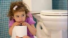 Що робити при запорі у дитини?