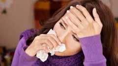 Як відрізнити застуду від вірусу