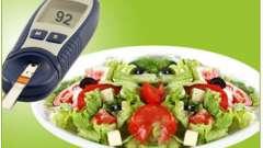 Як правильно харчуватися при цукровому діабеті