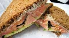 Як приготувати бутерброди