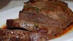 Як приготувати дієтичну яловичину, щоб вона була м`якою?