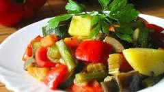 Як приготувати рагу, фаворита овочевих страв