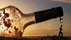Алкогольна залежність: медікаметозное лікування недуги