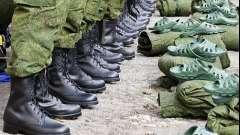 Як впливає здоров`я вен на військову службу