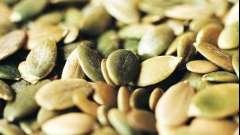 Як вилікувати простатит насінням гарбуза