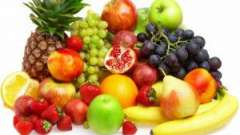 Які фрукти можна їсти при цукровому діабеті: заборонені та рекомендовані. Короткий огляд.