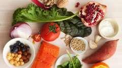Які продукти знижують холестерин (дієта, меню на тиждень)