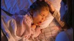 Кашель у дітей - лікування